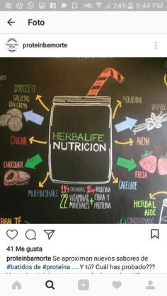 Herbalife 24, Herbalife Nutrition, Nutrition Club, Protein Bars, Herbalism, Healthy Lifestyle, Shake, Healthy Living, Breakfast Healthy