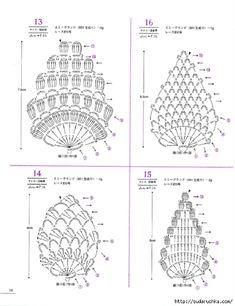 277 Best Crochet Doilies, Placemats, Coasters, Kitchen
