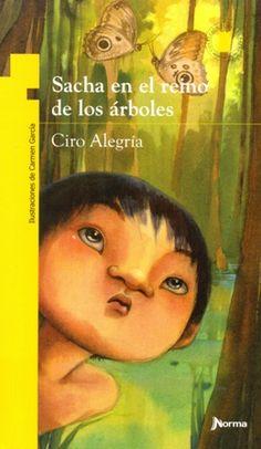 Autor: Alegría, Ciro / Ilustradora: Carmen García / Género: Narrativo. Novela./ Libro ilustrado.