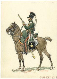 Chasseur à cheval de la Garde