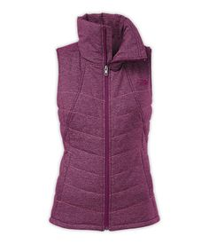 The North Face Women's Jackets & Vests Insulated WOMEN'S PSEUDIO VEST