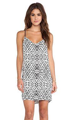 Eight Sixty Marina Del Ray Dress in Black & White | REVOLVE