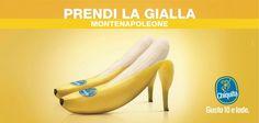 Campagna Chiquita - ArmandoTesta - PrendiLaGialla. Capolavori veri.