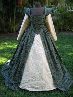 Renaissance  Costumes Dress
