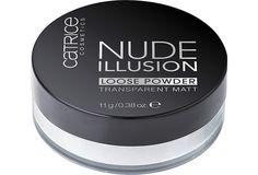 CATRICE Nude Illusion Loose Powder Transparent powder