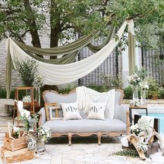 Diy Wedding Backdrop, Wedding Ceremony Decorations, Matilda, Garden Wedding, Summer Wedding, Wedding Stage, Inspiration Wall, Back Photos, Studio