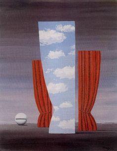 Rene Magritte, Gioconda 1964