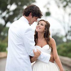 We have a major girl crush on our beautiful bride, Lana! #bleubellebride #bleubellebridal #realwedding #bride #kelliboydphotography