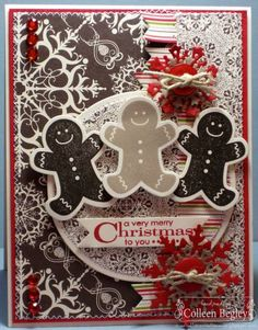 A Very Merry Christmas by teal29 - Cards and Paper Crafts at Splitcoaststampers