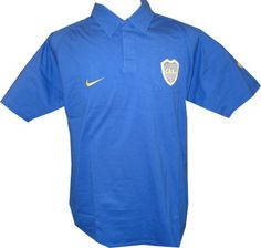 Argentinian teams Nike Boca Juniors Polo shirt 05/06 Official Boca Juniors Polo Shirt 2005 manufactured by Nike. Available in sizes M L XL hard to find http://www.comparestoreprices.co.uk/football-shirts/argentinian-teams-nike-boca-juniors-polo-shirt-05-06.asp