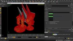 Houdini - Melting Object: This is a quick start tutorial for Houdini, a 3D animation and VFX software used for feature films, commercials and video games. To learn more and to access a free learning edition, go to http://www.sidefx.com. #Houdini #tutorial #sidefx #fx #animation #houdinirocks #melting #objects