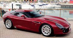 2011 Alfa Romeo Zagato TZ3