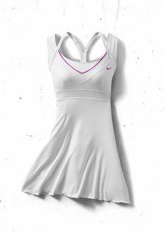 Serena's Nike Statement Baseline Dress