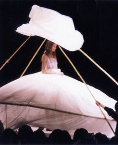 Yohji Yamamoto S/S 1999