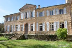 century château for sale in Tarn, France. Wedding venue and upmarket guest house. 10 guest bedrooms, independent gite and owner's quarters. Pigeon House, Pigeon Loft, Event Room, French Property, Formal Gardens, Summer Kitchen, Back Gardens, Maine House, Pool Houses