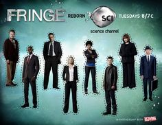 Science Channel · Nov 27, 2012     Don't forget to tune in for the PREMIERE of Fringe Season 2 REBORN on Science Channel TONIGHT at 8pm ET/PT.