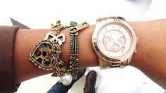 Gorgeous Accessories - especially love that zipper bracelet!!
