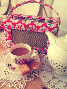 We are proud to stock Roberts Radios and loved their Cath Kidson designs.