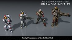Civilization: Beyond Earth: Purity
