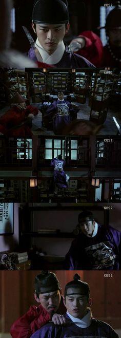 [OSEN=정유진 기자] '왕의 얼굴' 서인국이 뛰어난 액션 실력을 발휘했다. 19일 오후 첫 방송된 KBS 2TV 수목드라마 '왕의 얼굴'(극본 이향희 윤수정 연출 ...