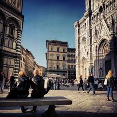 """Diary of an American girl in Italy: """"What I always miss when I leave Florence"""""""