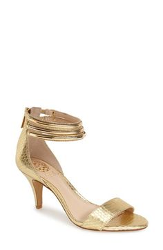 Vince Camuto 'Misha' Ankle Strap Sandal (Women) available at #Nordstrom