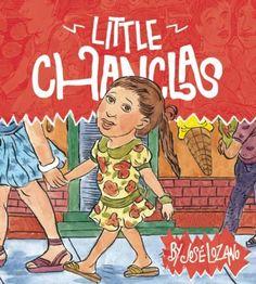 Little Chanclas, Jose Lozano, 9781935955856, 11/23/15