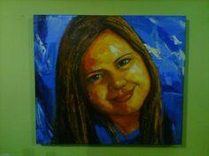 Obra: Retrato de Ana  .