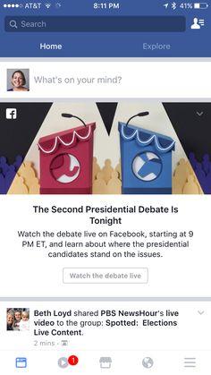 Second debate cultural moment