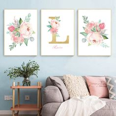 Building A House, Gallery Wall, New Homes, Frame, Room, Baby, Painting, Boutique