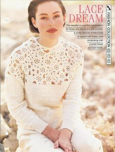 Instant Download  Mix crochet and knitting by MyPatternsCollection, £2.50