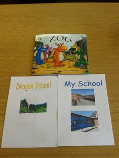 Transition to school books for Zog and school starters Childcare Activities, Preschool Literacy, Reading Activities, Do Dragons Exist, Castles Topic, People Who Help Us, Dragon Tales, Traditional Tales, A Kind Of Magic