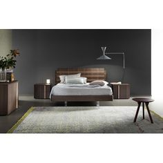 FREE SHIPPING! Shop AllModern for Rossetto USA Tratto Platform Customizable Bedroom Set - Great Deals on all  products with the best selection to choose from!