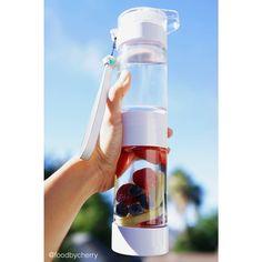 Love my new infuser bottle water www.definebottle.com