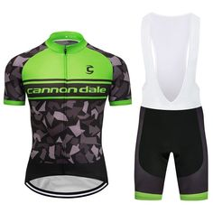 ffab23a78 2018 New Men Cycling Outfits Jersey Bib Shorts Set Short Sleeve Racing Shirt  Pad  UnbrandedGeneric