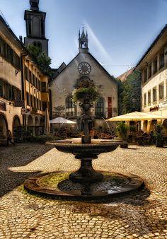 "Feldkirch, Austria • ""Feldkirch, Austria II"" by Mark G. on http://500px.com/photo/9618645"