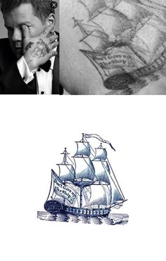 Well well Wellington…. I salute you Captain Corden, do not worry I will give up on this ship.