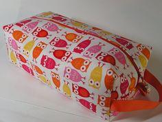 cute project bag