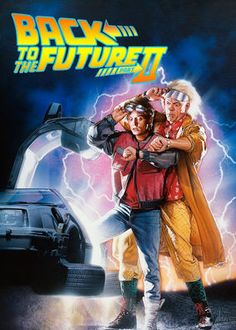 """Check out """"Back to the Future Part II"""" on Netflix"""