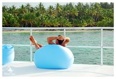 Pure relaxation on the Doctor Fish Ocean Spa half day excursion in Punta Cana, Dominican Republic.