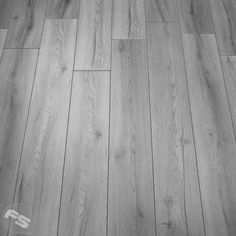 The elegant Grey Laminate Flooring from the Kronotex Farmhouse range recreates the charisma of a solid wood floor in a more affordable and easier to maintain product. The light neutral colour adds more versatility to the design, as this gorgeous laminate Dark Grey Laminate Flooring, Direct Wood Flooring, Grey Wood Floors, Solid Wood Flooring, Flooring Ideas, Flooring 101, Loft Flooring, Modern Flooring, Bedroom Flooring
