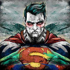 DC COMICS // Superheroes on Behance