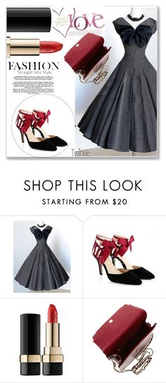 """""""TwinkleDeals 25."""" by selmir ❤ liked on Polyvore featuring vintage and twinkledeals"""