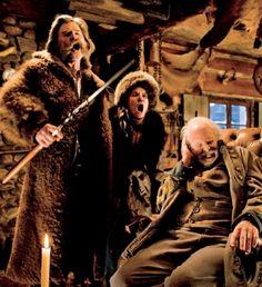 Mise à jour : flopée d'images pour The Hateful Eight de Quentin Tarantino