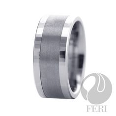 Global Wealth Trade Corporation - FERI Designer Lines Mens Silver Rings, Sterling Silver Jewelry, Tungsten Mens Rings, Optical Glasses, Wedding Jewelry, Women's Accessories, Wedding Bands, Confidence, Rings For Men