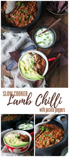 A rich and delicious lamb chilli recipe inspired by the flavours of South America. In collaboration with Tasty Easy Lamb. #ad