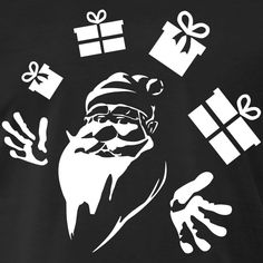 Santa Claus ✫ Santa Claus ✫ Santa ✫ T-shirt ✫ T-Shirt ✫ Santa Claus juggles with Christmas gifts. Christmas is just around the corner, and you are looking for a gift for your loved one? Then this shirt is perfect for you.  ✫ T-Shirt ✫ Santa Claus juggles with Christmas gifts. Christmas is just around the corner, and you are looking for a gift for your loved one? Then this shirt is perfect for you