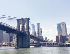 Brooklyn Bridge, Dumbo, New York City