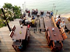 The Rimpa Lapin Pattaya Thailand is one of famous restaurants in the Pattaya area. Its reputation comes from terrific food