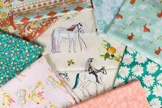 Fabricworm Giveaway: Anna Elise by Bari J. Ackerman